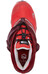 The North Face W's Ultra MT Winter Shoes Melon Red/Tnf White